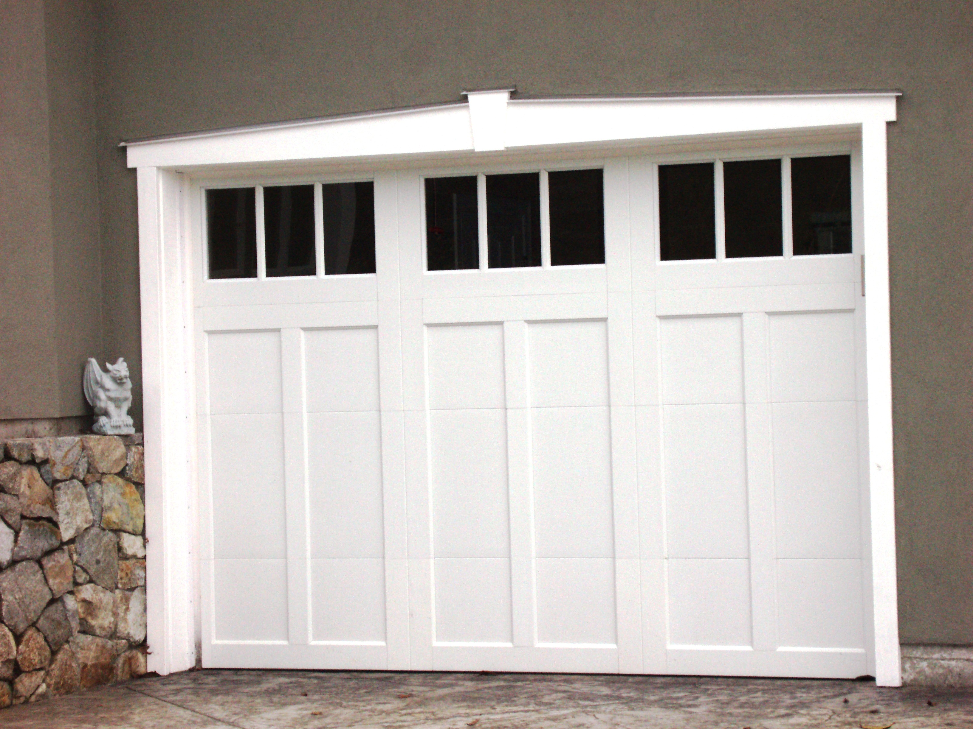 Coachman Collection Garage Door