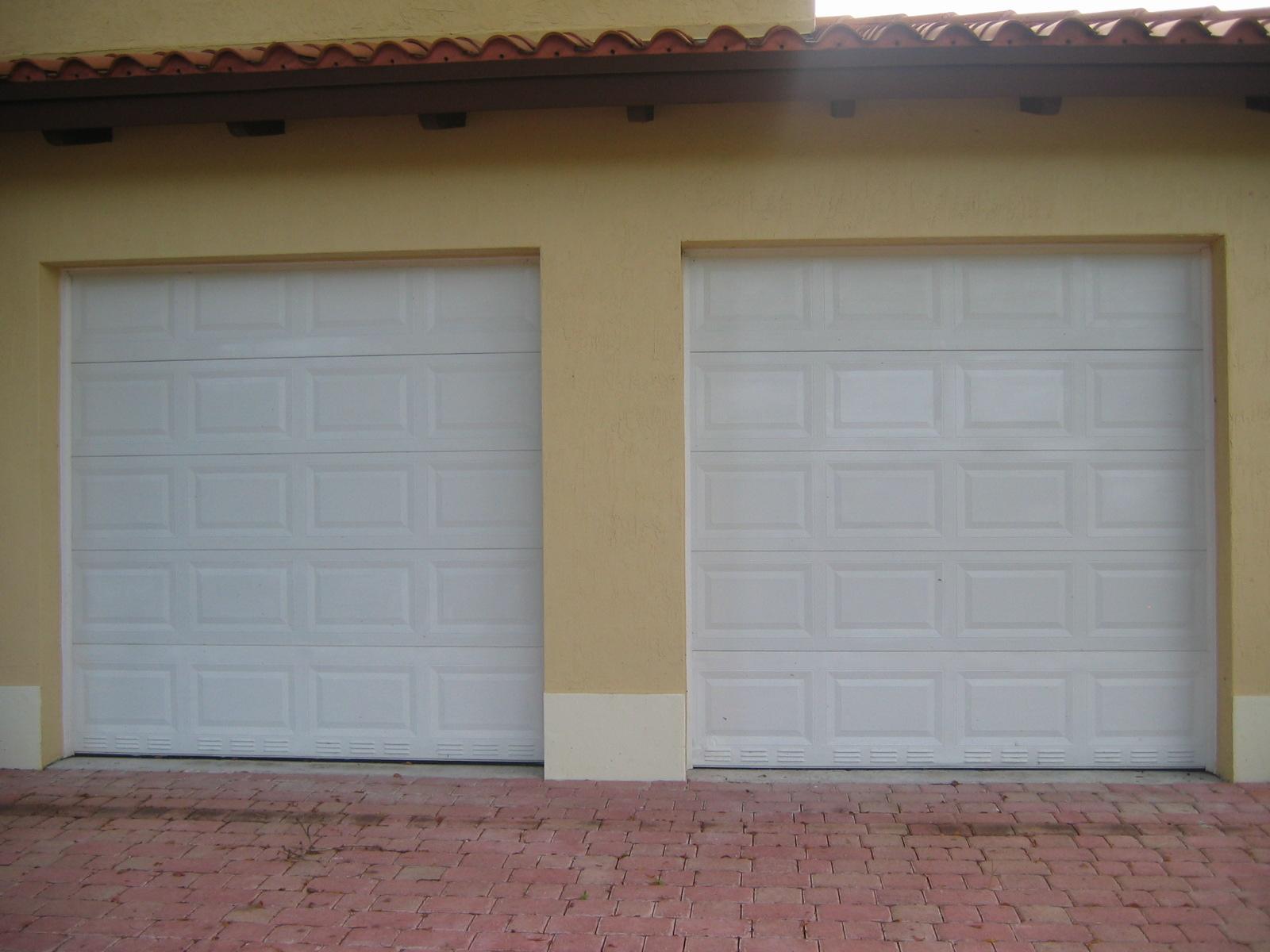 Value series garage door for Wind code garage doors