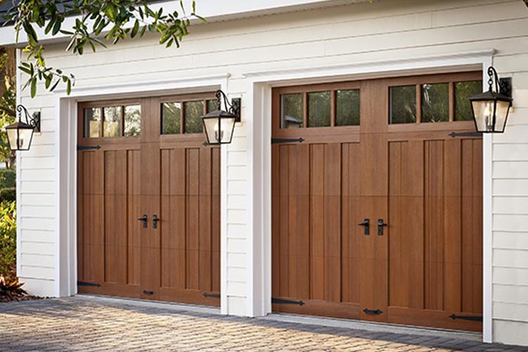 Canyon Ridge Limited Edition Series & Super Garage Door Residential Door Designs