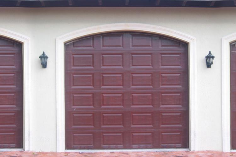 HURRICANE RATED RESIDENTIAL GARAGE DOORS