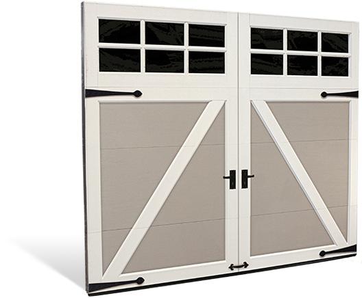 Coachman Collection Garage Door
